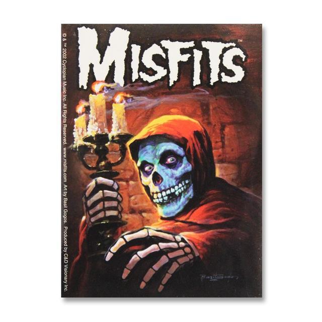 The Misfits American Psycho Sticker