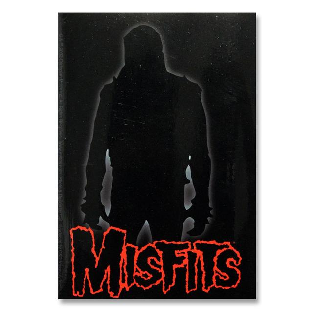 The Misfits Outline Sticker