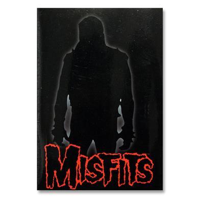 The Misfits Outline Sticker