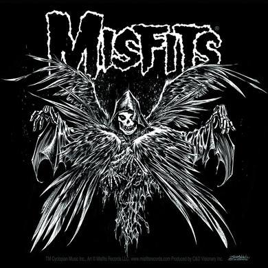 Misfits Descending Angel Sticker