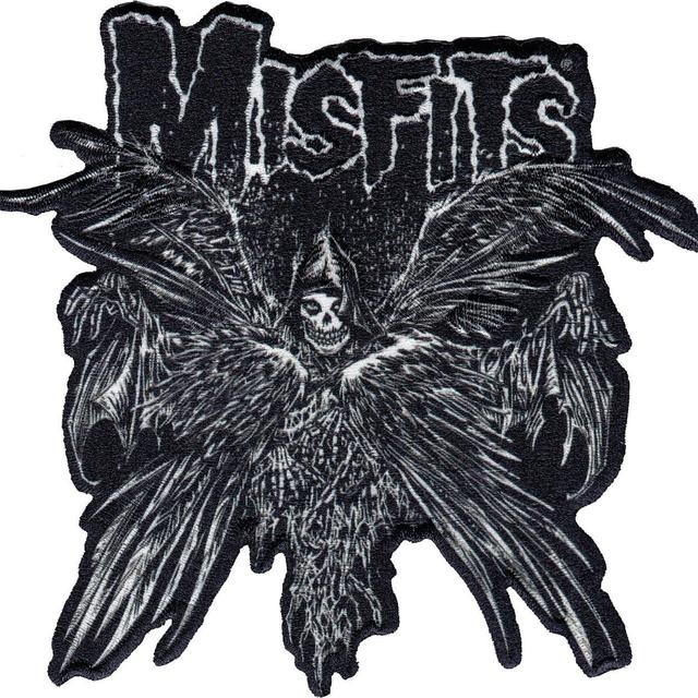 "Misfits ""Descending Angel"" Patch"