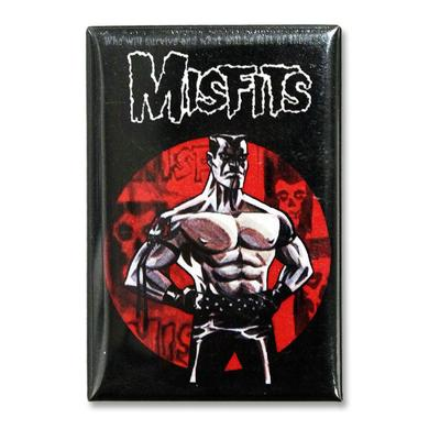 The Misfits Lukic Only Magnet