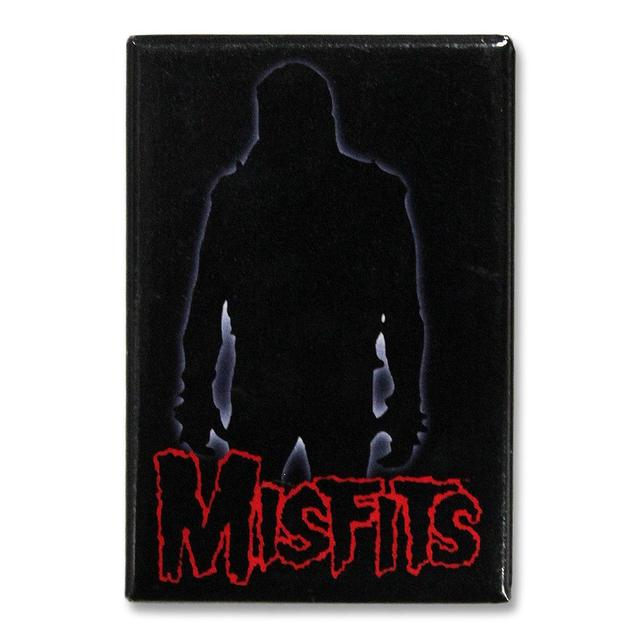 The Misfits Outline Refrigerator Magnet