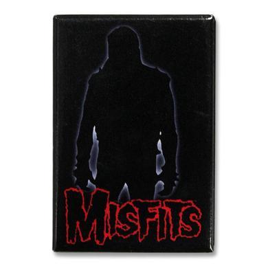 The Misfits Outline Refrigerator Magnet