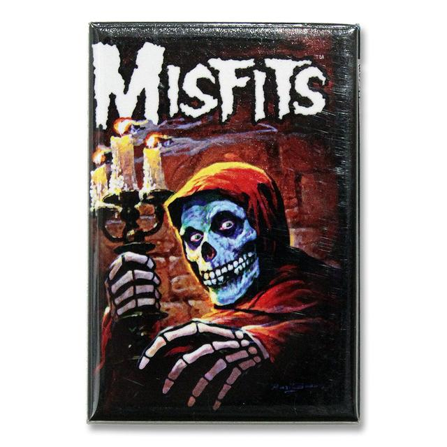 The Misfits American Psycho Refrigerator Magnet