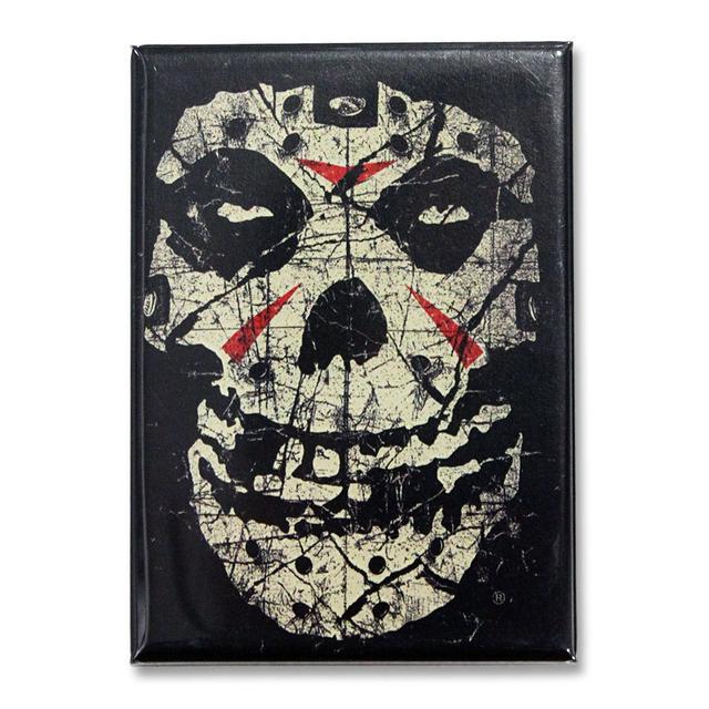 Misfits Crystal Lake Skull Magnet