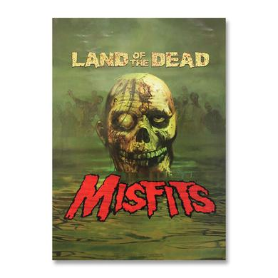 The Misfits Land of the Dead Poster