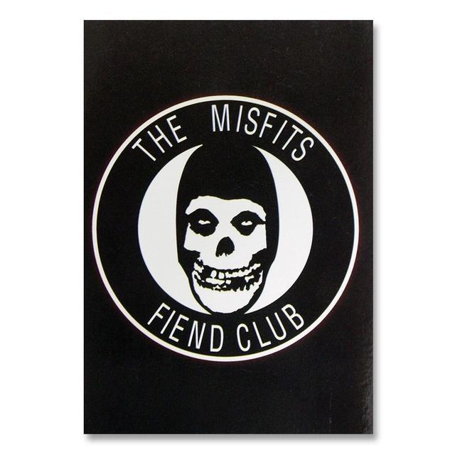The Misfits Fiend Club Postcard