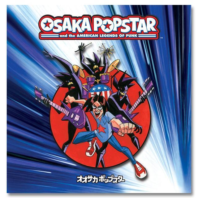 The Misfits Osaka Popstar: American Legends of Punk CD/DVD