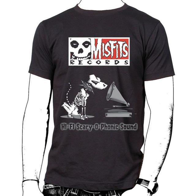 Misfits Records Double Logo Shirt