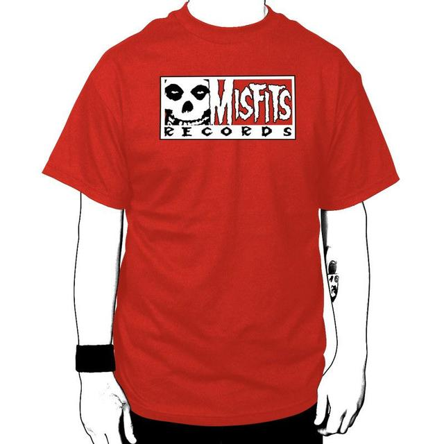 Misfits Records Single Logo Shirt