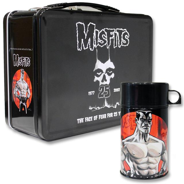 The Misfits 25th Anniversary Lunch Box