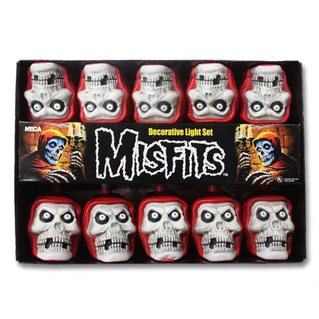 The Misfits Red Fiend Decorative Light Set