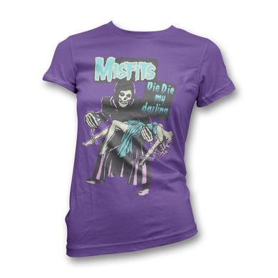The Misfits Die Die B Movie T-shirt - Women's