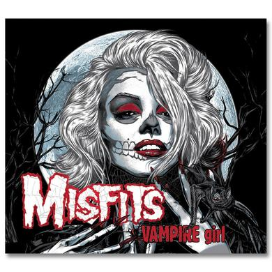 The Misfits Vampire Girl / Zombie Girl CD