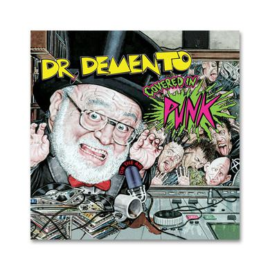 "The Misfits ""Dr. Demento Covered in Punk"" CD Digipak"