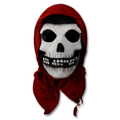 "Misfits ""Fiend"" Mask - Red"