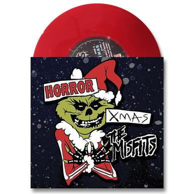 "The Misfits Horror Xmas 7"" (Red Vinyl Edition)"