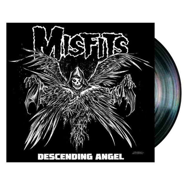"The Misfits Descending Angel 12"" Vinyl (Black Edition)"