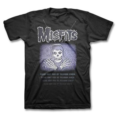 The Misfits Static Age (revisited) T-shirt