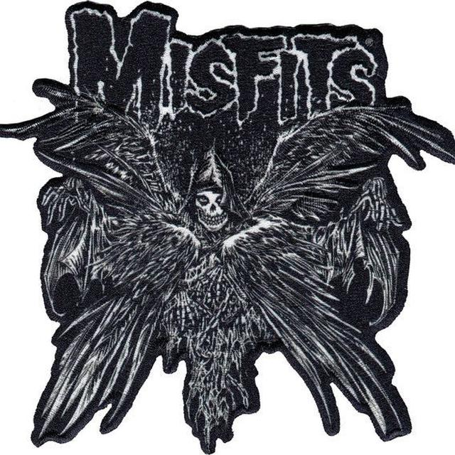 "Misfits ""Descending Angel"" Patch"