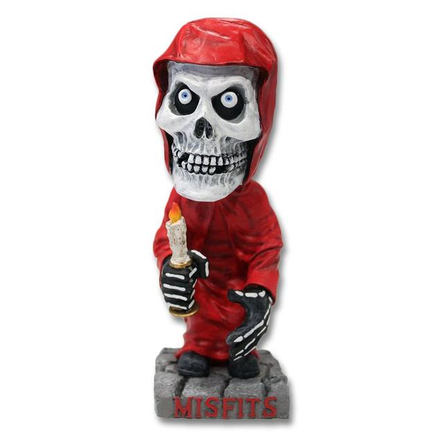 The Misfits Red Fiend Bobble Head