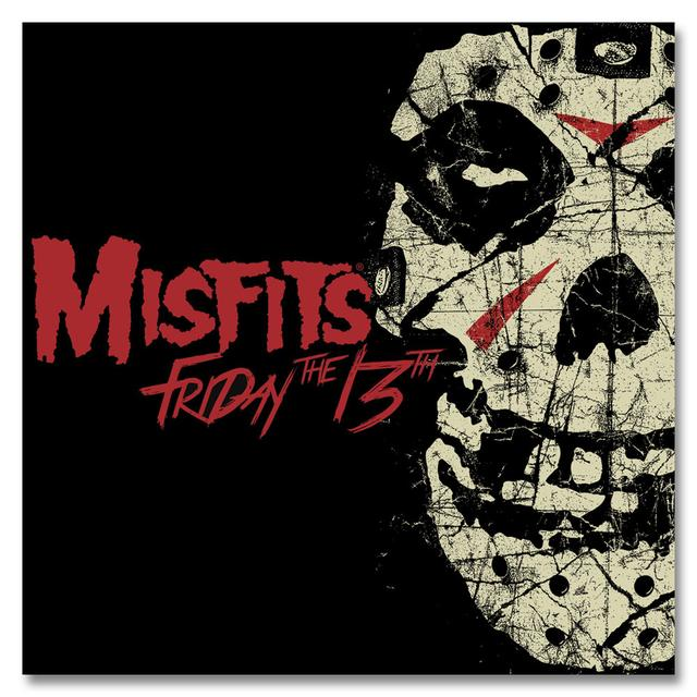 "MISFITS ""FRIDAY THE 13TH"" CD"