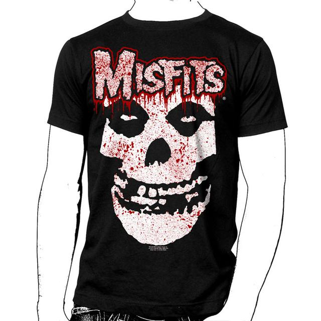 The Misfits Bloody Logo T-Shirt