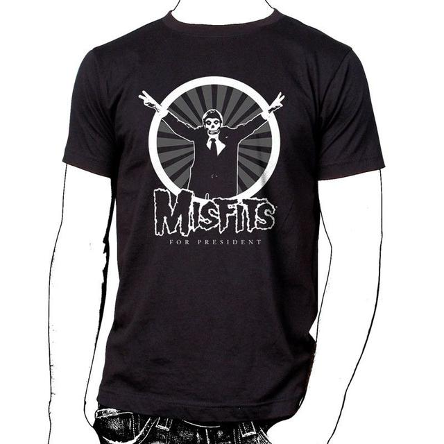 Misfits for President T-Shirt