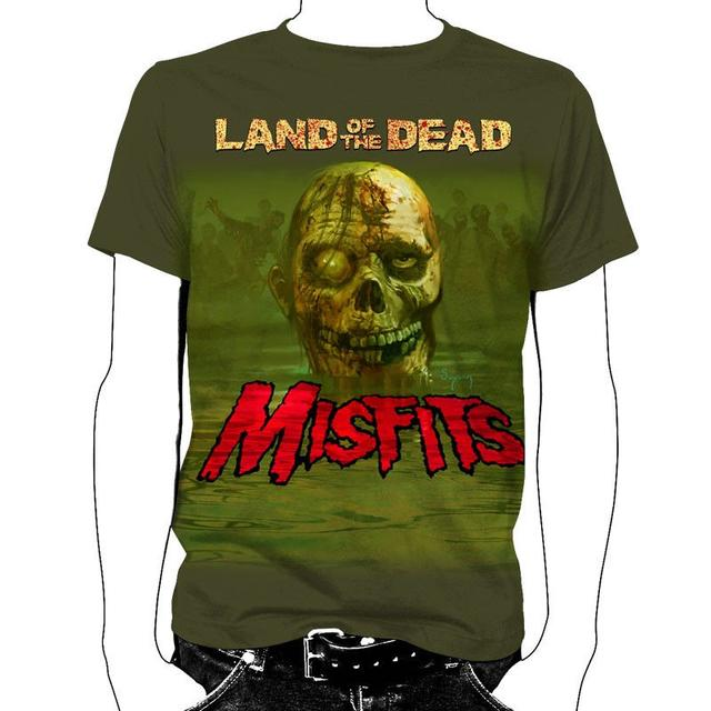 The Misfits Land of the Dead T-Shirt