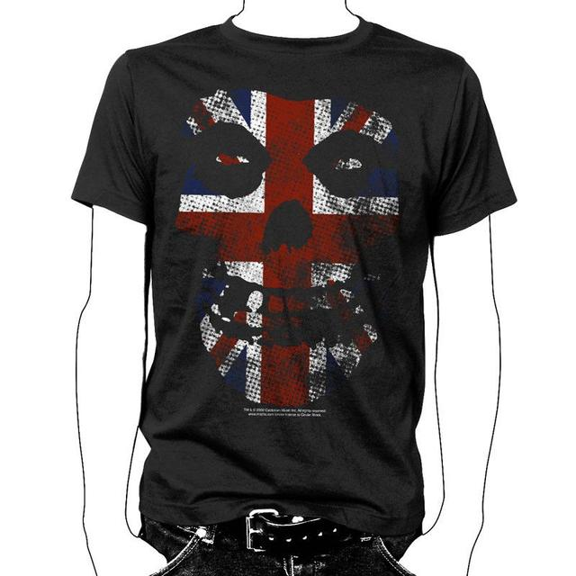The Misfits Union Jack Vintage T-Shirt