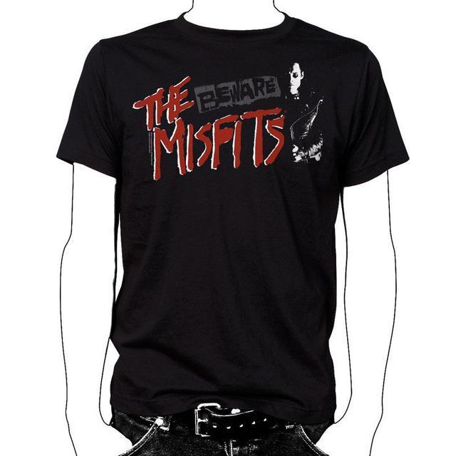 The Misfits Beware (Vintage Line) T-Shirt