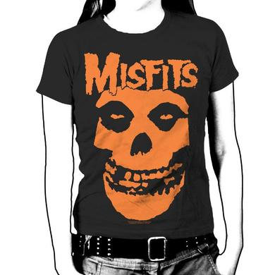 The Misfits Halloween Fiend Womens T-Shirt