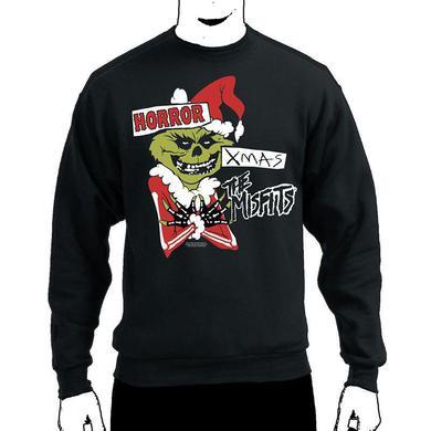 The Misfits Horror Xmas Crewneck Sweatshirt