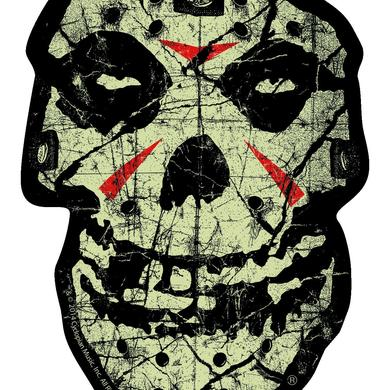 "Misfits ""Crystal Lake Skull"" Sticker"