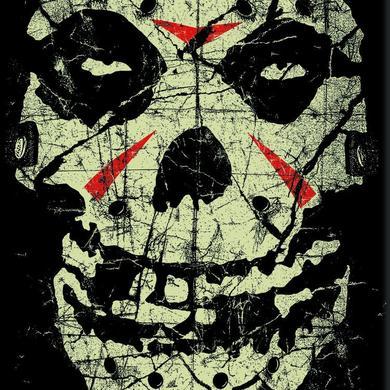 """Misfits """"Crystal Lake Skull"""" Magnet"""