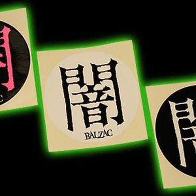 The Misfits Logo Round Sticker