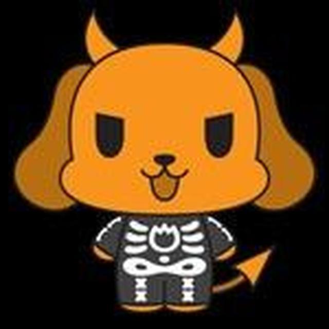 The Misfits Skeleton Devil Dog Girls T-Shirt