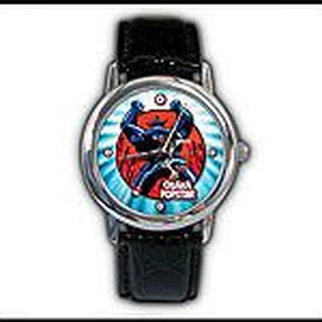 The Misfits Robot Round Watch