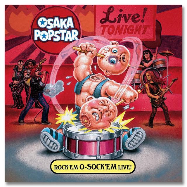 The Misfits Rock 'em O-Sock 'em Live! CD