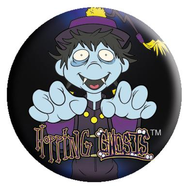 "The Misfits Osaka Popstar ""Hopping Ghosts"" Button"