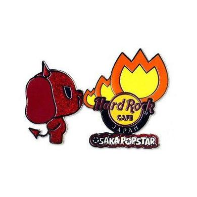 The Misfits Devil Dog Hard Rock Cafe Pin