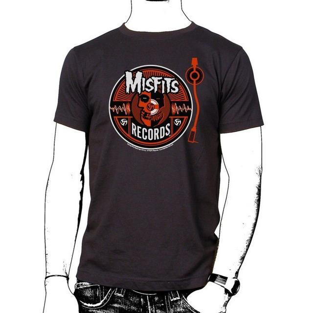 The Misfits Wave Circle T-Shirt