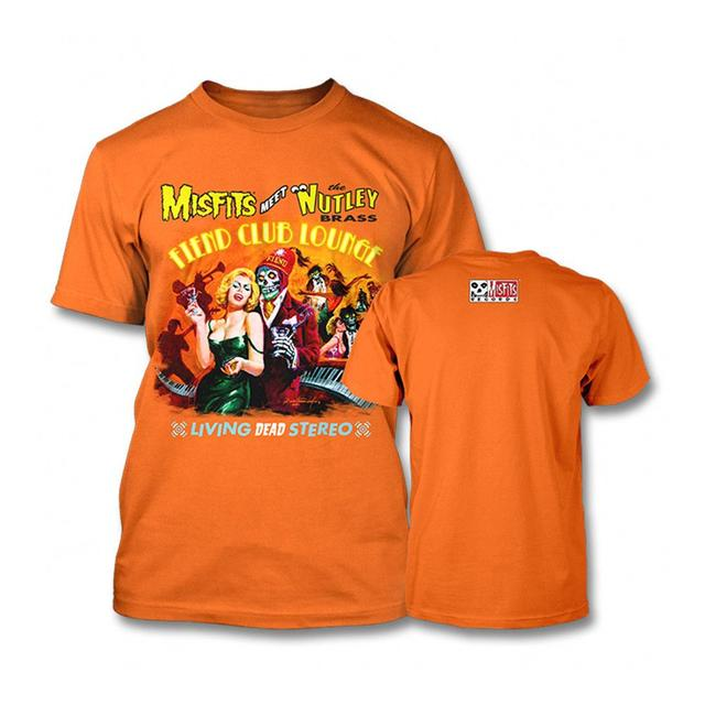 The Misfits Fiend Club Lounge T-Shirt