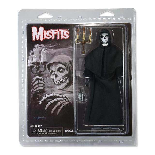 Misfits Fiend retro stylized action figure BLACK
