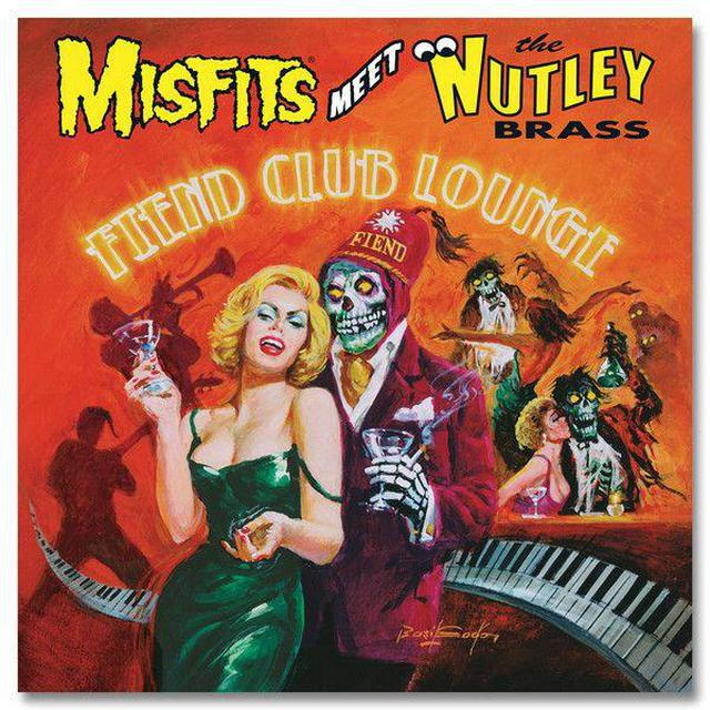 Misfits Meet the Nutley Brass: Fiend Club Lounge (Expanded Edition) CD