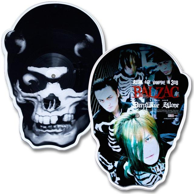 The Misfits Balzac Skull Picture Disc