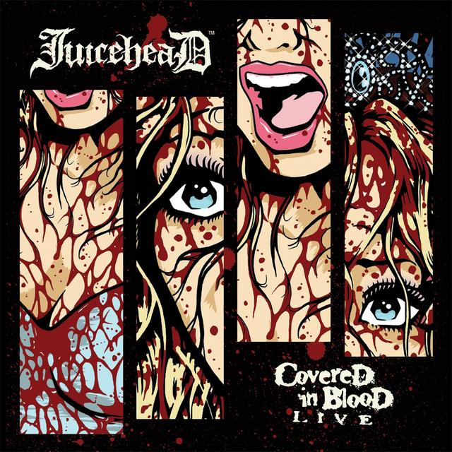 """The Misfits JuiceheaD """"Covered In Blood"""" LIVE CD"""