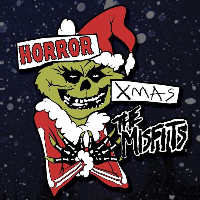 "Misfits ""Horror Xmas"" CD"