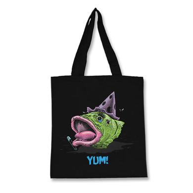 The Misfits Yum Fish Head: Covered in Punk Tote